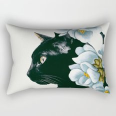 cat 2 Rectangular Pillow