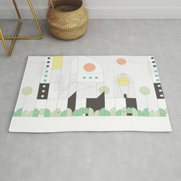 Forma 4 by Taylor Hale Rug