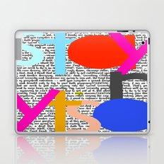 Stay Nasty Laptop & iPad Skin