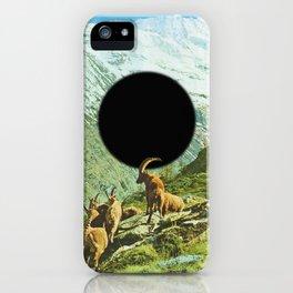 Lapse of Nature iPhone Case