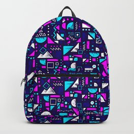 Messy Order Backpack
