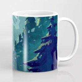 Canadian Mountain Coffee Mug