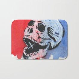 Gunga Skull 02 Bath Mat