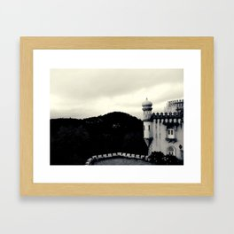 Sintra, Portugal Framed Art Print