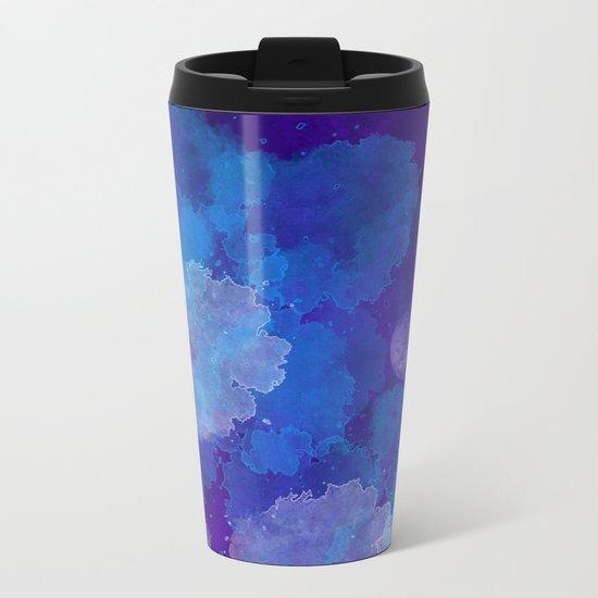 Emergent Moon Metal Travel Mug