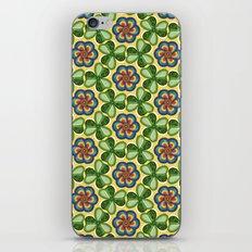 St. Patrick's Pattern iPhone & iPod Skin