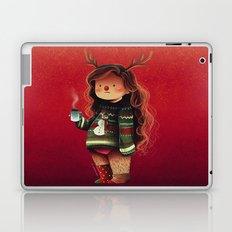 lazy holidays Laptop & iPad Skin