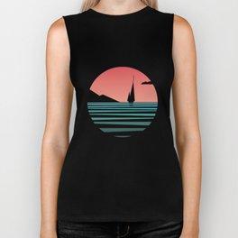 The Ocean /alternate/ Biker Tank