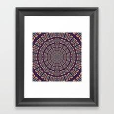 Patterns 04 Framed Art Print