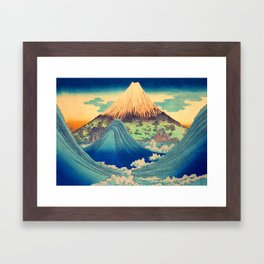 From the Eastern Borders with Love Framed Art Print