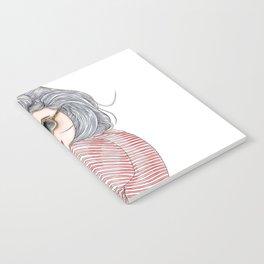 Spicy women Notebook