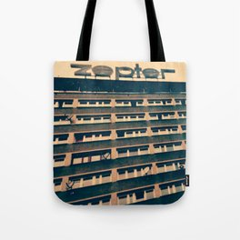 Zep Tote Bag