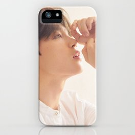 Jimin / Park Ji Min - BTS iPhone Case