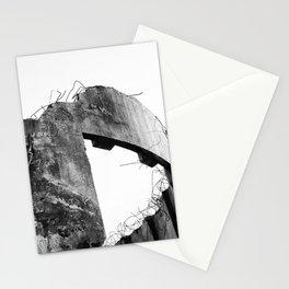 Demolish Stationery Cards