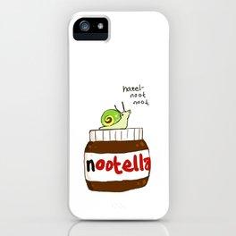 noot noot iPhone Case