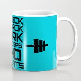 MY NECK, MY BACK Coffee Mug