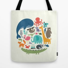 We Are One Tote Bag