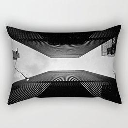 NYC can be dizzying sometimes Rectangular Pillow