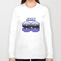 jack Long Sleeve T-shirts featuring jack by daniel