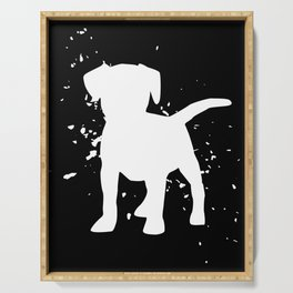 Puppy - Graphic Fashion Serving Tray