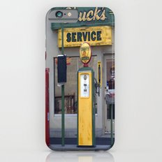 Old Service Station iPhone 6s Slim Case