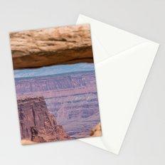 Travel Landscape Arches / Canyonlands National Parks - Utah Travel 2 Stationery Cards