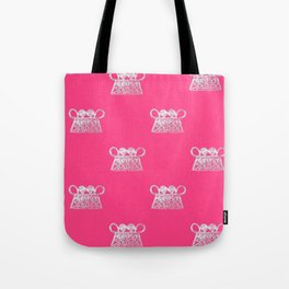 Hmong spirit soul lock Tote Bag