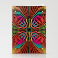 edm Stationery Cards featuring Tropica by Obvious Warrior