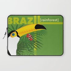 Brazil [rainforest] Laptop Sleeve