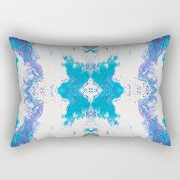 Tea House Owner Rectangular Pillow