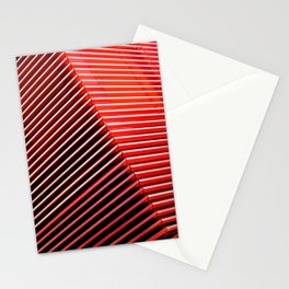 The Grid - Vivido Series Stationery Cards