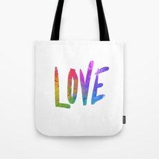 Just Love Tote Bag