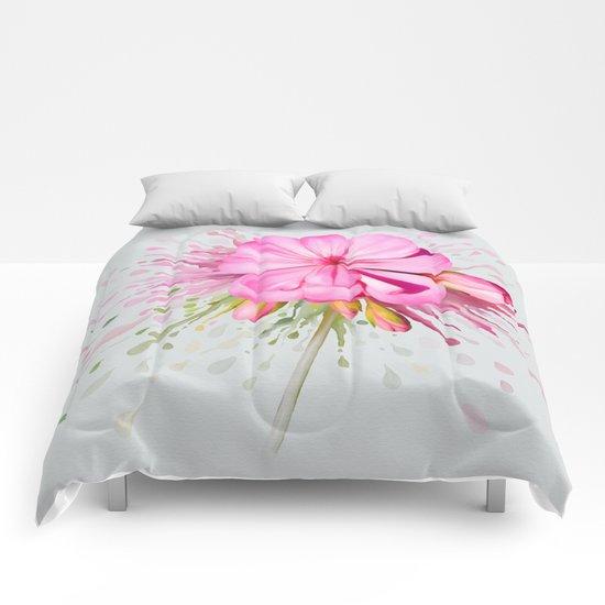 Color Eruption Comforters