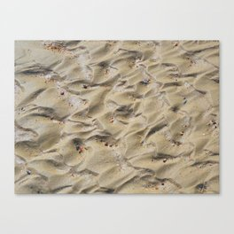 Art by Waves Canvas Print