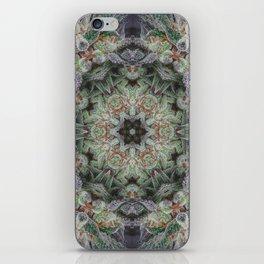 Crystal Wheel iPhone Skin