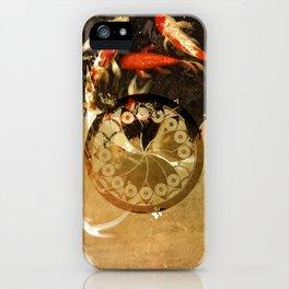 Thirteen Koi Fishes iPhone Case