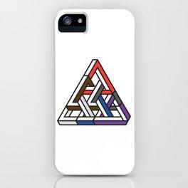 Triangular iPhone Case