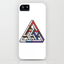 Triangular iPhone Case