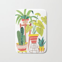 Jungalow Bath Mat