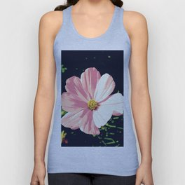 Enchanted flower Unisex Tank Top