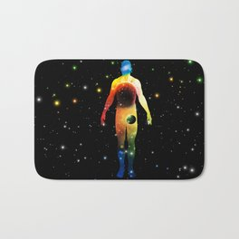 The Universe is in Us Bath Mat