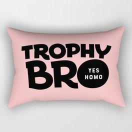 Trophy Bro Rectangular Pillow
