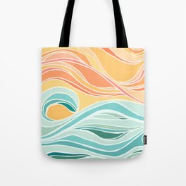 Sea and Sky II Tote Bag