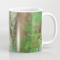 A Day of Forest (3). (Observe the tree) Mug