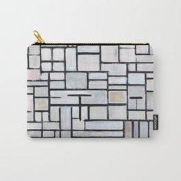 Piet Mondrian - Composition No.IV, 1914 Carry-All Pouch