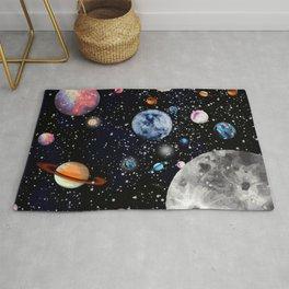 Cosmic world Rug