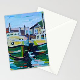 Fishtown Stationery Cards