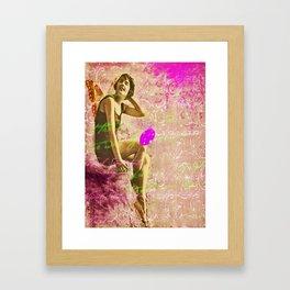 Beach Beauty Framed Art Print