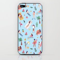 Colorful and Trendy Summer iPhone & iPod Skin