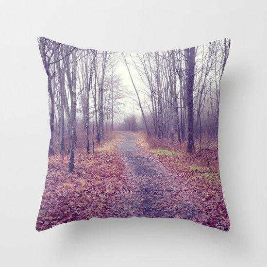lead me home Throw Pillow